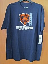 CHICAGO BEARS FOOTBALL~ Men's SS tee shirt~Size XL~ NEW w/tags