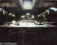 Ian McNeice Autograph - Hitchhikers - Signed 10x8 Photo - Handsigned - AFTAL