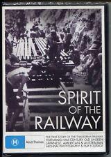 Spirit Of The Railway DVD Region 0 Documentary