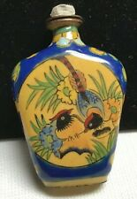 Small, old enamel snuff bottle