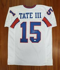 Golden Tate Autographed Signed Jersey New York Giants JSA