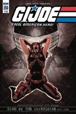 GI JOE A REAL AMERICAN HERO #250 COVER A DIAZ