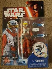 Star Wars the Force awakens x wing pilot asty Moc