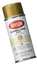 Krylon I00603 Marbelizing Spray Decorative, Gold Chiffron, 4 Ounce