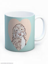 Mug Tea Coffee Cup Cute Cockapoo Dog Lovers Novelty Birthday Xmas Gift Present