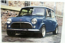 Magnet Design Mini Cooper Retro Car Poster funny joke pic Fridge Collectible