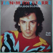 "Jean-Michel Jarre  – Zoolookologie (Remix)  >7"" Vinyl Single 1985"