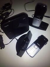 Siemens gigaset SL400 + SL400H telefono mano