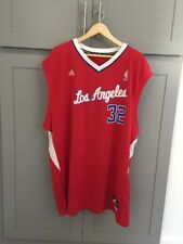 NWT Blake Griffin Los Angeles Clippers Swingman Adidas Jersey 2XL