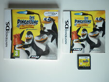 Les pingouins de Madagascar Jeu Vidéo Nintendo DS