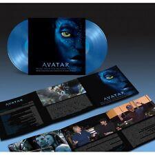 Avatar - 2 x Gatefold Blue Vinyl + Booklet - Limited 5000 - James Horner