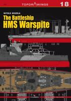 The Battleship HMS Warspite (TopDrawings) by Koszela, Witold