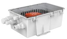 12V 750GPH SHOWER SUMP PUMP SYSTEM AUTO BILGE DRAIN BOX Replaces Attwood Johnson