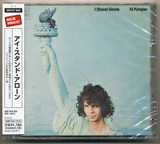 AL KOOPER-I Stand Alone/Japan CD remastered edition/New! SEALED! Sold out!