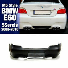 M5 Style Rear Bumper W/ PDC Body Parts For BMW 2008-10 5 Series E60 Sedan