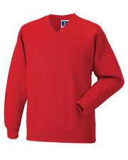 Jersey de hombre en color principal rojo de poliéster