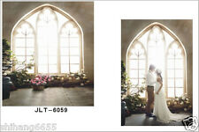 Wedding Vinyl Photography Background Backdrop Studio Photo Props 5X7FT 6059