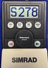Simrad Robertson AP300X AP300CX Autopilot Control Unit; For J300x/J3000x Systems