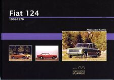 Fiat 124 Sport Coupe Convertible 1966-1976- great history book