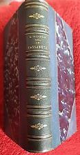 CASSAN: LEI CASSANETO jouini soeur DEI PARPELO D'AGASSO. (E.O.) Relié en 1880
