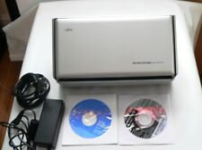 Fujitsu ScanSnap S1500 Refurbished Copy of Dvd & Adobe Acrobat 9.0 Grade A !
