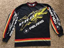 "PURE Pollaris Racing ""PRO X"" Snowmobile Jersey, Size XL, Long Sleeve"