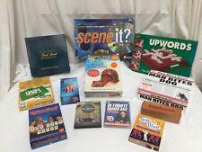 12 x Job Lot Bundle Adult Family Board Games VGC - Box 10