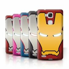 Heroes Rigid Plastic Cases & Covers for Huawei