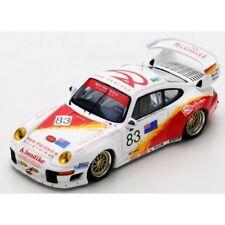 Spark Porsche 911 GT2 No 83 Le Mans 1996 - 1:43 S5528