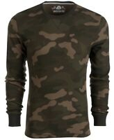 American Rag Mens T-Shirt Green Size Small S Crewneck Camouflage Tee $30 341