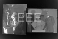 HARLEM RENAISSANCE RICHMOND BARTHE ART EXHIBITION NEGATIVES AFRICAN AMERICAN