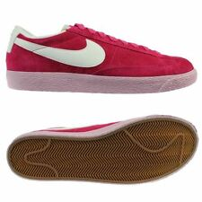 Nike Patternless Suede Upper Trainers for Women