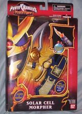 Power Rangers Mystic Force Solar Cell Morpher NeW with Lights and SOUNDS Dagger