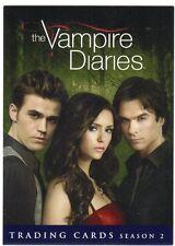 Vampire Diaries Season 2 Trading Cards Promo Card P1