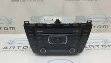 2011 Mazda 6 Hatchback Radio Stereo CD Head Unit GER4669RX