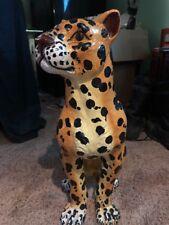 SFA Italy Leopard Statue