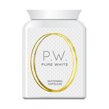 PURE WHITENING CAPSULES GET FAIR LIGHT BRIGHT SKIN BODY