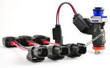 Accord honda civic TSX K24 RDX 450cc Fuel Injectors adapters K series SI k24z6