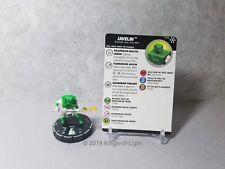Javelin - 019b Marvel Avengers Infinity HeroClix Miniature Prime