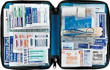 299 Piece First Aid Kit Supplies Emergency Survival Bug Out Medical Bag Prepper