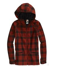 Burton Impresa Giacca in Softshell (M) Risque Consumarsi Plaid