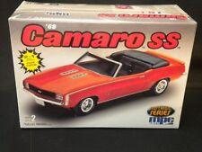 MPC 69 Camaro SS 1/25 Model Kit