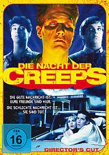 Die Nacht der Creeps - Director's Cut - DVD NEU + OVP!