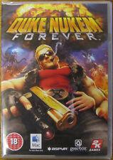Duke Nukem Forever mac os 10.6.8 et 10,7 Intel. jeu de tir nouveau & scellé.