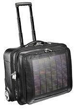 Picard Business Leder Trolley Tasche Solar Panel Modul *NEU*