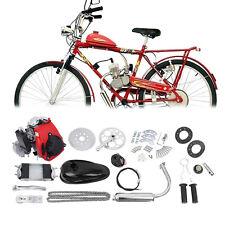 4-Takt 49cc Moteur Fahrrad Motorisierte Benzin Hilfsmotor Bike Cycle Engine Kit
