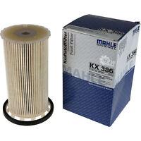 Original MAHLE / KNECHT KX 386 Kraftstofffilter Fuel Filter