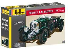 Heller 1/24 Bentley 4.5L Blower Race Car Hlr80722