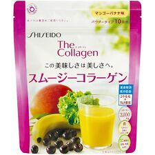 Shiseido (JAPAN) The Collagen, Smoothie Collagen 110g. 11g of 2 spoons per day.