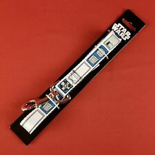 New Star Wars 4' R2D2 Dog Leash
